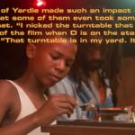 Yardie Pioneer Idris Elba