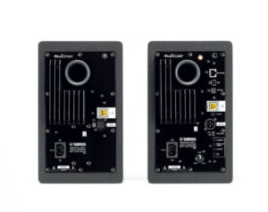 Yamaha NX-N500 Black Wireless Speakers