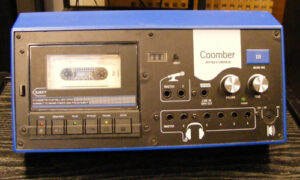 COOMBER 393 RECORDER