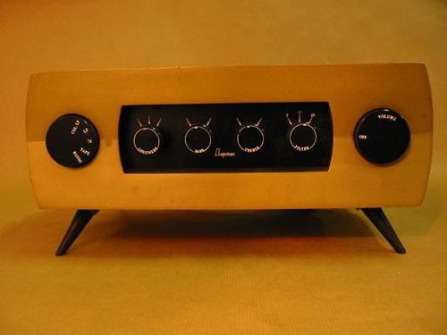 Chapman T105 amplifier