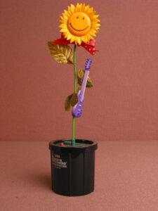 Dancing Flower Yellow