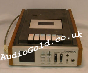 Elizabethan Stereo Cassette Deck