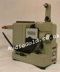 Eumig P8 Automatic Novo