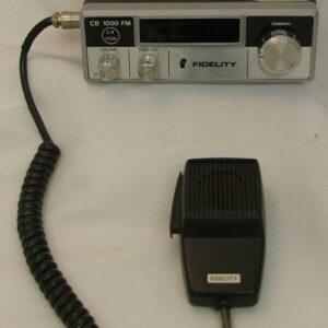 Fidelity CB Radio
