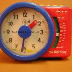 My First Sony Clock Radio