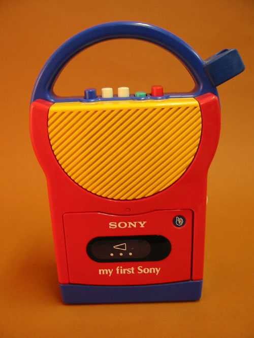 My First Sony Tape