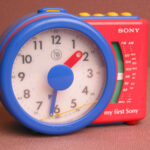 My First Sony Alarm Clock ICF-A6500