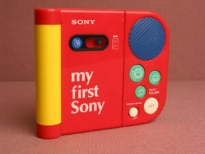 My First Sony Casette Player TPM-8000