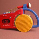 My First Sony Radio Casette-Corder CFM-2500