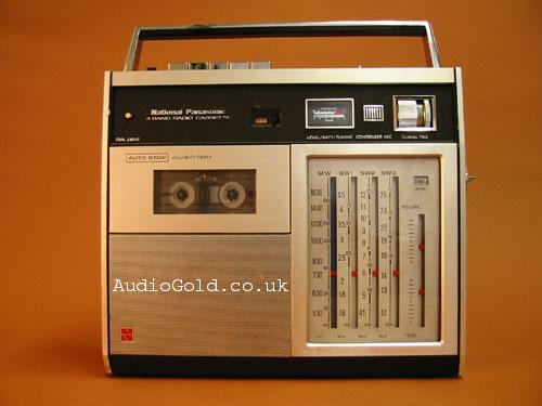 Panasonic RQ-235TSD