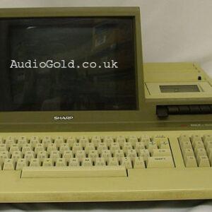Sharp MZ-80A