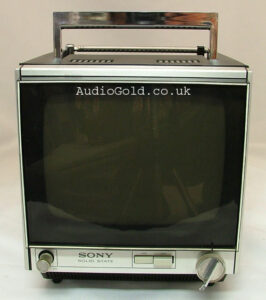 Sony Solid State TV Model 9-90UB