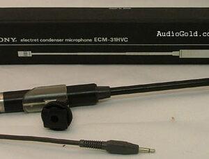 Telescopic condenser ECM-31HVC