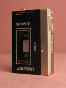 Sony WM3