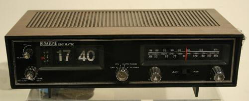 Binatone digimatic alarm clock radio