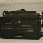 Canon video cam E200