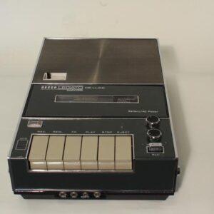 Decca Legato Cassette player
