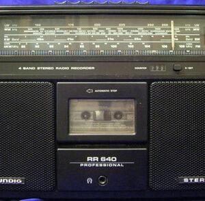 Grundig RR640