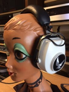 Eagle headphones