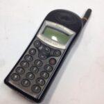 Philips Cellnet mobile phone