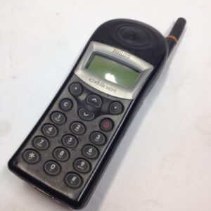 Philips Cellnet mobile phone