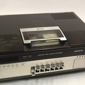 Sanyo VTC 9300 Beta Video Cassette Recorder