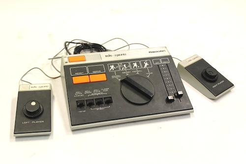 Tele Sports game console