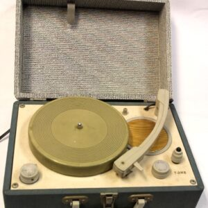 Tone record player