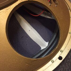 """Tannoy Monitor Gold 15"""" Dual Concentric Lancaster Cabinets"""