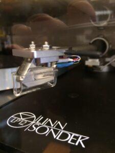 Linn LP12 with Audio Origami PU7 arm