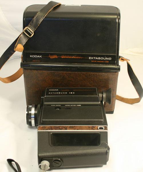 Kodak ektasound moviemaker