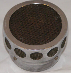 Large diaphram microphone