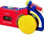 MY First Sony Radio Cassette Corder CFM-2300