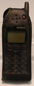 Nokia 5146 with black keys