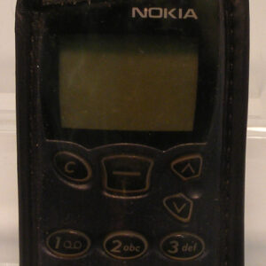 Nokia 5146 with black keys