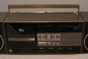 Panasonic RX-C52L