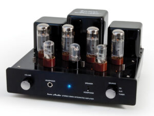 Icon Audio Stereo 25 Mk2 integrated valve amplifer KT88