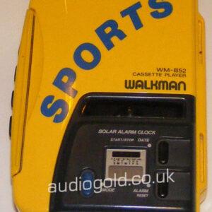 Sony WM-B52