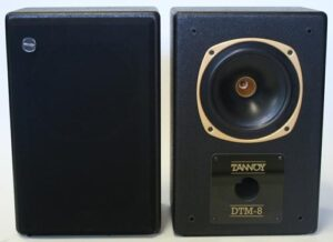 Tannoy DTM-8 Gold Monitors