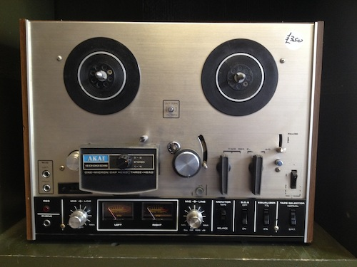 Akai 4000 - when in stock