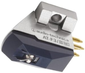 Audio-Technica AT-F3 / III