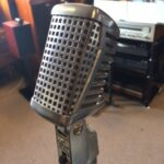 Calrad retro vocal mic