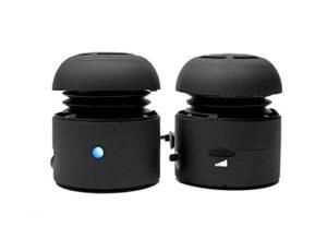 Chill Pill Mobile Speakers (Black)