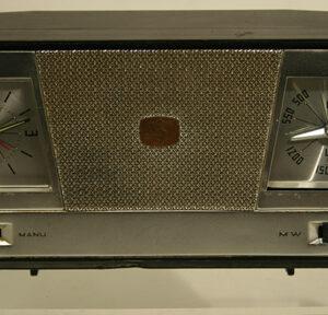 Early 1960's radio