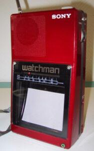 Sony Watchman FD-40E