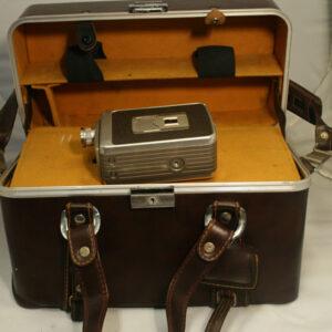 Kodak brownie movie maker and case