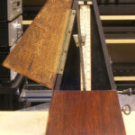 Hand Made Swiss Metronome