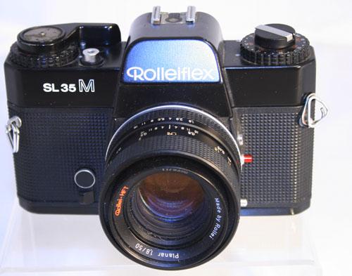 Rolelflex SL35m