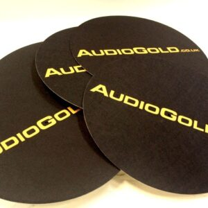 Audio Gold slipmats
