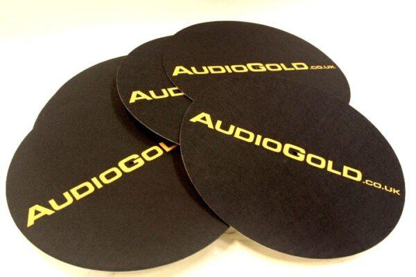 Audio Gold slipmats